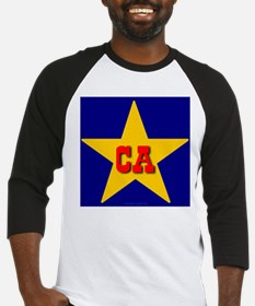 CA Star Monogram Baseball Jersey