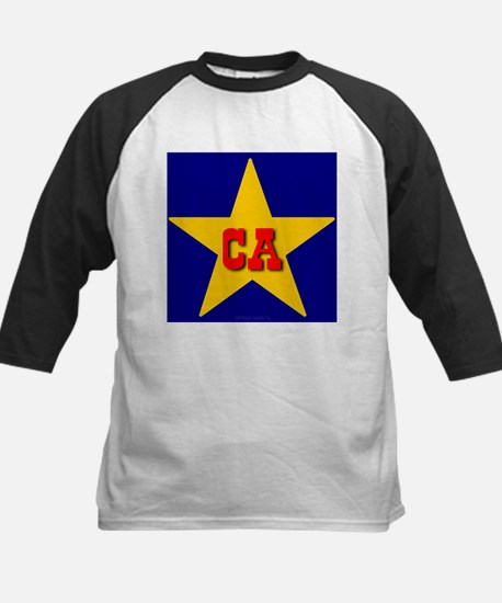 CA Star Monogram Kids Baseball Jersey