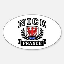 Nice France Decal