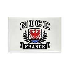 Nice France Rectangle Magnet