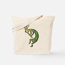 Kokopelli Elemental (Earth) Tote Bag