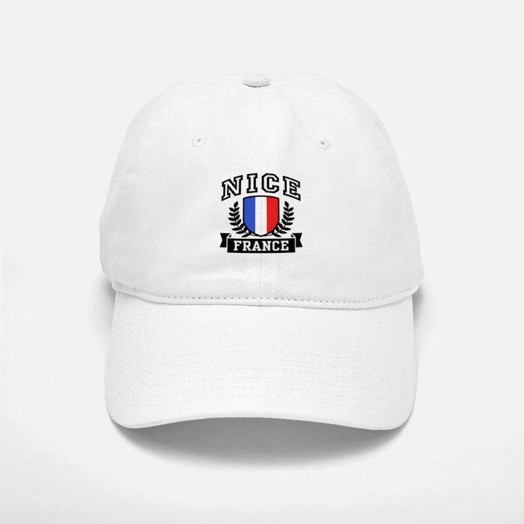 Nice France Baseball Baseball Cap