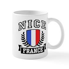 Nice France Small Mug