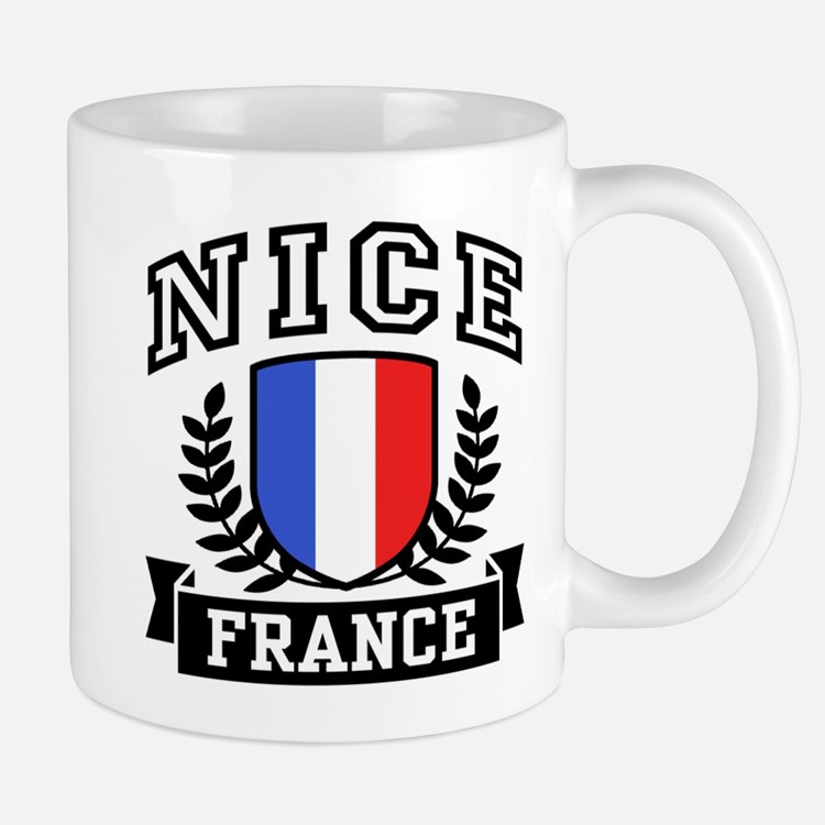 Nice France Small Small Mug