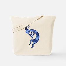 Kokopelli Elemental (Water) Tote Bag