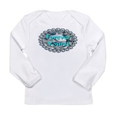 Forever Yours Long Sleeve Infant T-Shirt