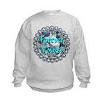 Forever Yours Kids Sweatshirt