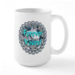 Forever Yours Large Mug