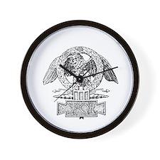 CANE SPQR Eagle Wall Clock