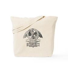 CANE SPQR Eagle Tote Bag