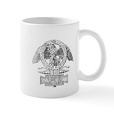 CANE SPQR Eagle Mug