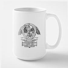CANE SPQR Eagle Large Mug