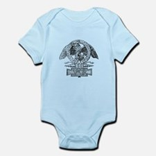 CANE SPQR Eagle Infant Bodysuit
