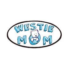 KiniArt Westie Mom Patches