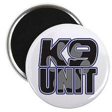 Police K9 Unit Paw Magnet