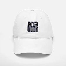 Police K9 Unit Paw Baseball Baseball Cap