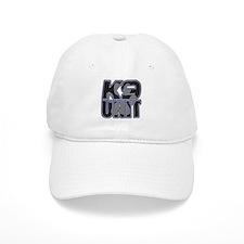 Police K9 Unit Paw Baseball Cap