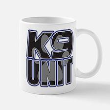 Police K9 Unit Paw Mug