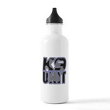 Police K9 Unit Paw Water Bottle