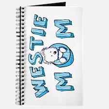 KiniArt Westie Mom Journal