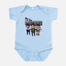 Main Characters Infant Bodysuit