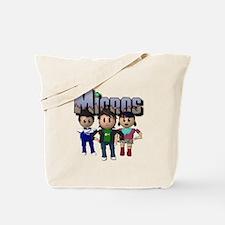 Main Characters Tote Bag