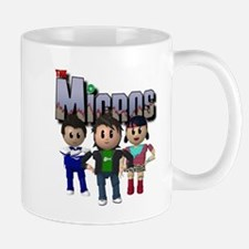Main Characters Mug