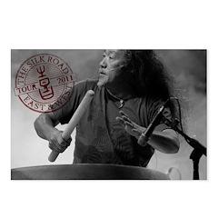 Kitaro Tour 2011 Postcards 3 (Package of 8)