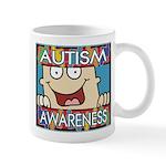 Funny Autism Awareness Mug