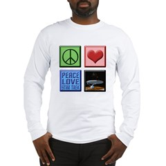 ST: Peace & Love2 Long Sleeve T-Shirt