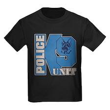 Police K9 Unit Dog T