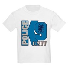 Police K9 Unit Dog T-Shirt