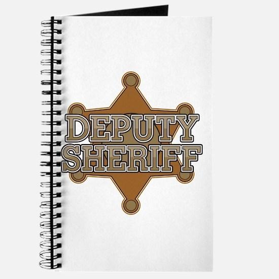 Deputy Sheriff Journal