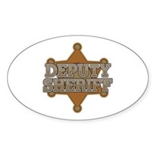 Deputy Sheriff Decal
