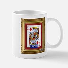 Kd FTW Mug