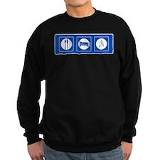 ST: Eat & Sleep1 Sweatshirt