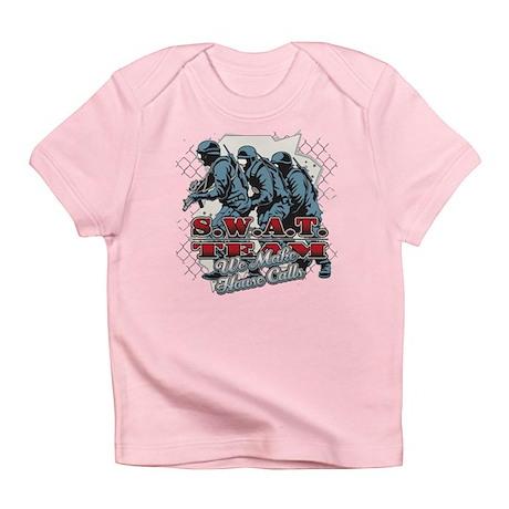 SWAT Team We Make House Calls Infant T-Shirt