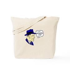 Dan Dunn Secret Operative 48 - Tote Bag
