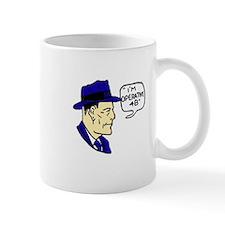 Dan Dunn Secret Operative 48 - Small Mug