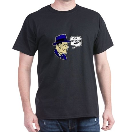 Dan Dunn Secret Operative 48 - Dark T-Shirt
