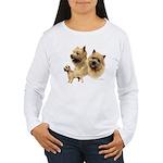 Cairn Terrier Women's Long Sleeve T-Shirt