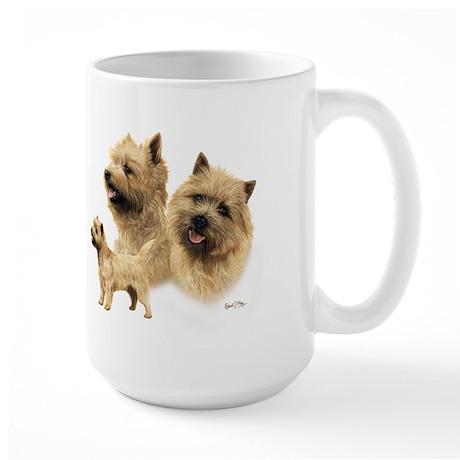 Cairn Terrier Large Mug