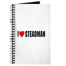 I Love Steadman Journal