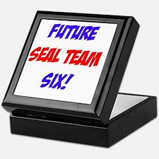 Future Seal Team Six! Keepsake Box