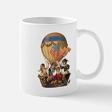 Vintage Patriotic Children Mug