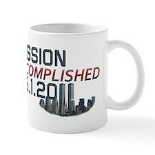 Mission Accomplished 5.1.11 9/11 Mug