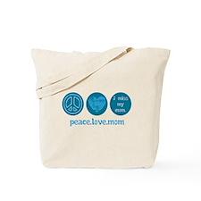 MISS MY MOM Tote Bag