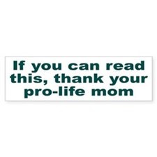 New Products Bumper Sticker