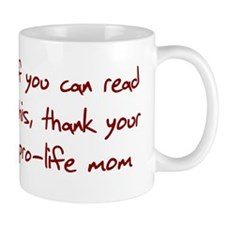 New Products Mug