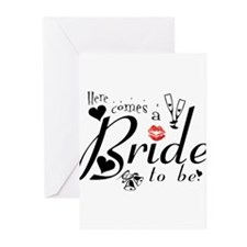 Bride-to-Be Greeting Cards (Pk of 20)